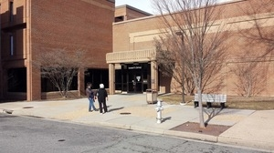Henrico County Jail meeting place